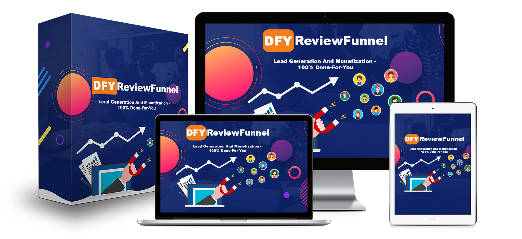 DFY Review Funnels cover