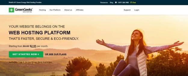 GreenGeeks Web Hosting Review