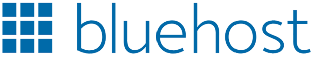 Bluehost Hosting Logo