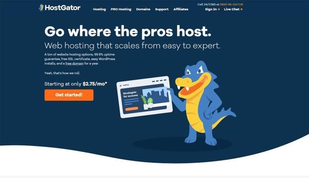 HostGator Web Hosting Review